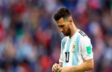 """""""Lionel Messi puede hacer lo que quiera"""""""