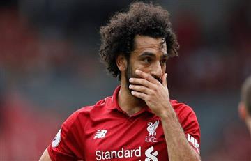 Mohamed Salah es denunciado por su propio club, el Liverpool