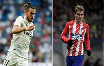 Real Madrid vs Atlético de Madrid EN VIVO ONLINE por la Supercopa de Europa