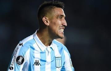 Ricardo Centurión: ¿qué dijo el jugador de Racing tras ser suplente ante Atlético Tucumán?