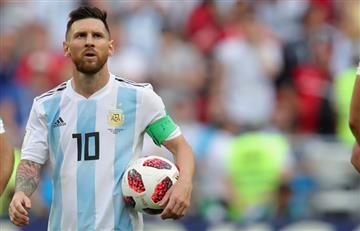 """Selección Argentina: """"Sin Messi no ganan un partido en tres años"""""""