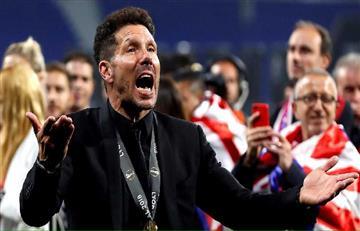 Diego Simeone y sus impresionantes récords con el Atlético de Madrid