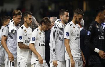 Las claves de la derrota del Real Madrid en la Supercopa de Europa