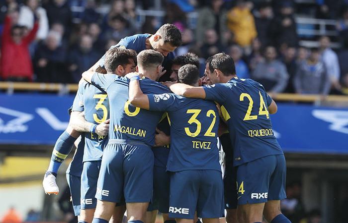 Boca Juniors busca otro triunfo ante Estudiantes. (Foto: Twitter)