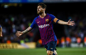 Lionel Messi: el gol 6000 de La Liga lo marcó un argentino