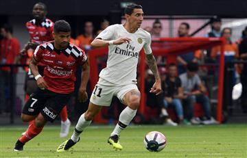 PSG se estrenó con triunfo en la Ligue 1, mirá los goles del encuentro
