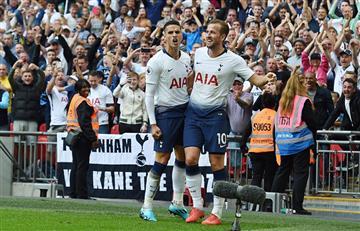 Tottenham de Mauricio Pochettino es líder en la Premier League