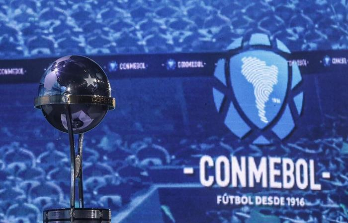 Vuelve la Copa Sudamericana. (FOTO: Twitter)