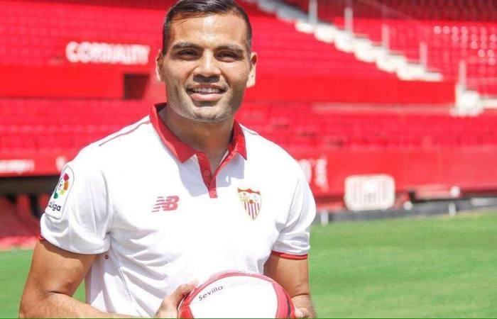 Gabriel Mercado. Foto: Facebook