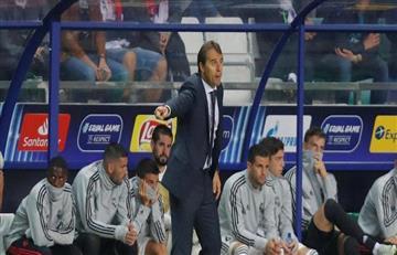 Julen Lopetegui debuta con triunfo en La Liga