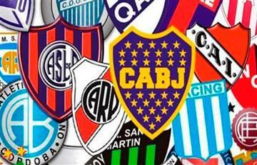 Superliga: así va la tabla del torneo argentino