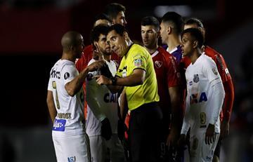La razón por la que Independiente pedirá los puntos ante Santos por la Libertadores
