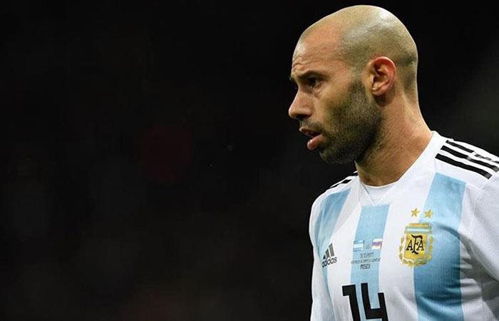 Selección Argentina: el heredero de Javier Mascherano