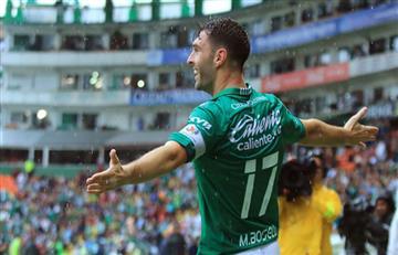 Mauro Boselli, entre los mejores delanteros de la década
