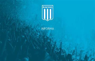 Racing Club contraataca ante River Plate y va con todo hacía la Conmebol