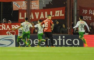 Defensa y Justicia dio el batacazo en Avellaneda y venció a Independiente