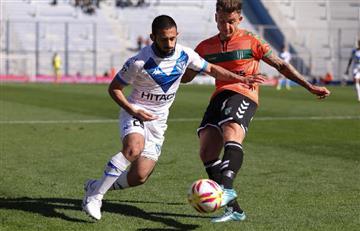 Vélez suma un punto al igualar con Banfield por la tercera fecha de la Superliga
