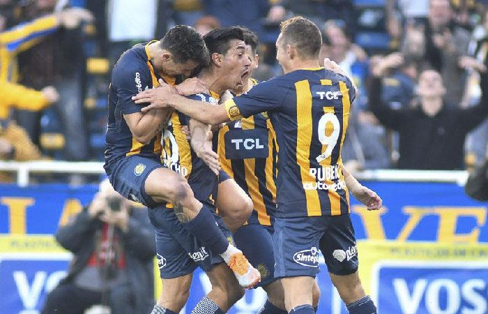 Rosario Central. Foto: Twitter