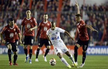¿Por qué la Conmebol le dio el triunfo a Independiente sobre Santos?
