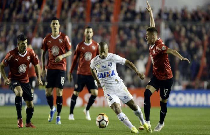 Independiente vs Santos: Conmebol le dio el triunfo al 'Rojo' por 3-0