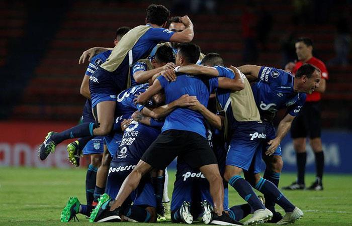 Atlético Tucumán y la celebración de una clasificación histórica por la Copa Libertadores