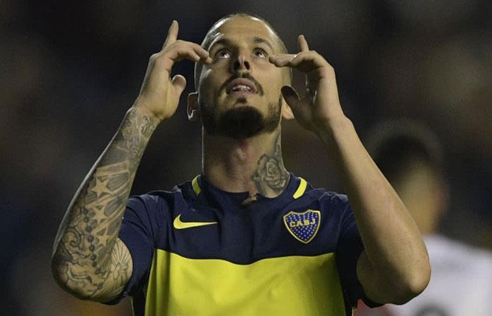 Darío Benedetto. (FOTO: AFP)