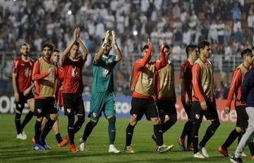 Independiente iguala ante el Santos en Brasil y avanza en la Copa Libertadores