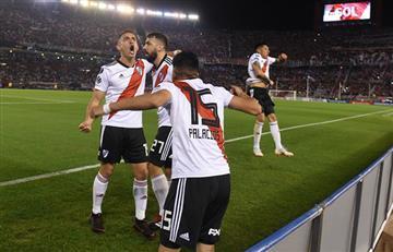 River Plate escribió su mejor noche Monumental