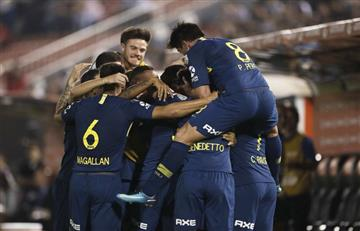 Boca Juniors se copó en Paraguay y avanza a los cuartos de final de la Libertadores