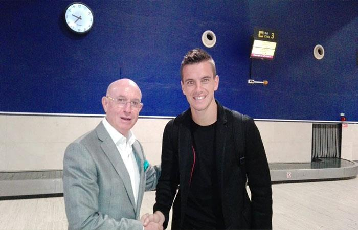 Giovani Lo Celso (Foto: Twitter)