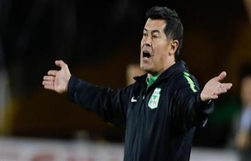 Jorge Almirón deja de se técnico de Atlético Nacional