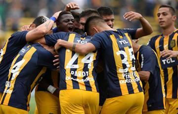 Rosario Central vs Racing EN VIVO ONLINE por la punta de la Superliga Argentina
