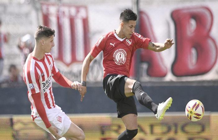Estudiantes de La Plata igualó con Independiente por la Superliga