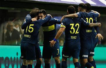Boca Juniors consigue un triunfo más en la Superliga Argentina