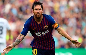 Conocé el motivo por el que el Barcelona entrena solo con Messi como figura