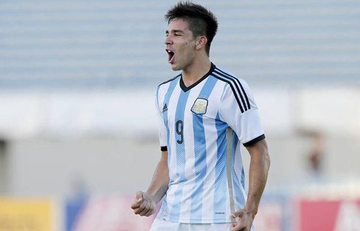Giovanni Simeone. Foto: AFP