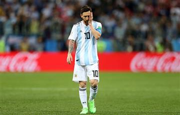 ¿Por qué Lionel Messi camina en la cancha?