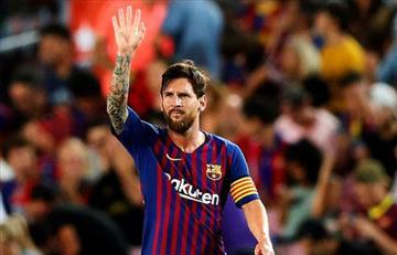 Surárez apunta a ganador a Messi