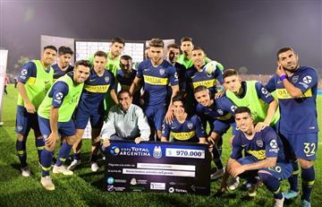 Boca Juniors avanza a los octavos de la Copa Argentina