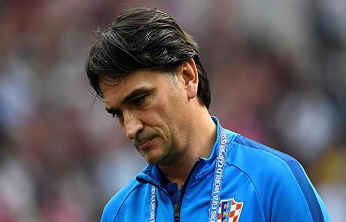 Zlatko Dalic. (FOTO: AFP)