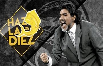 El 'Pelusa' será presentado este lunes en México