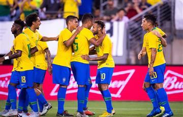 Brasil derrota a Estados Unidos