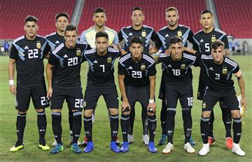 Argentina vs Colombia: EN VIVO ONLINE por encuentro internacional