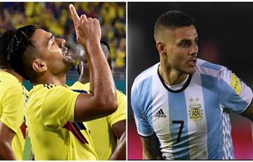 Sin Lionel Messi ni James Rodríguez y con técnicos interinos en duelo de selecciones en transición