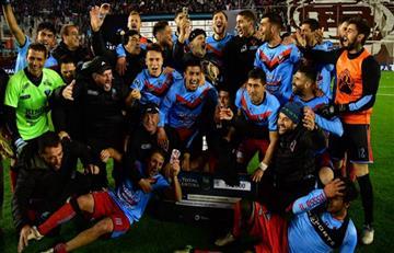 Brown de Adrogué eliminó a Independiente en histórica definición por la Copa Argentina