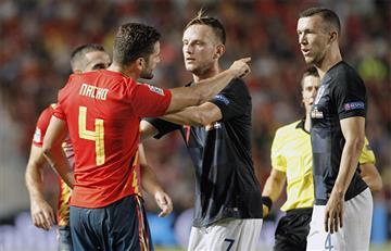 El bicampeón del mundo cayó ante España