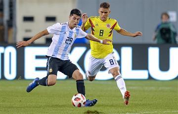 La 'albiceleste' igualó 0-0 ante Colombia