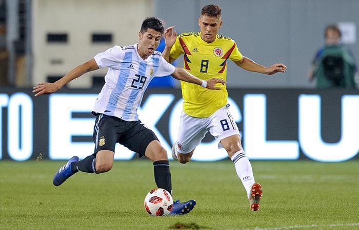 Argentina igualó 0-0 ante Colombia (Foto: EFE)