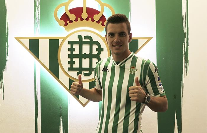 Giovani Lo Celso. Foto: Twitter