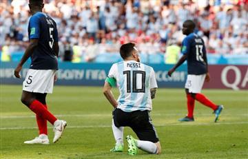 Menotti apuntó duro a Messi